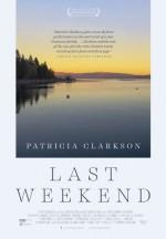 Last Weekend (2014) afişi