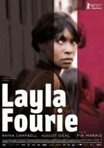 Layla Fourie (2013) afişi