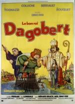 Le bon roi Dagobert (1984) afişi