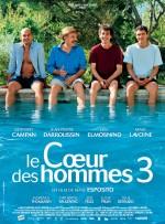 Le coeur des hommes 3 (2013) afişi