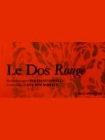 Le dos rouge (2014) afişi
