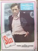 Le fils (1973) afişi