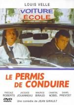 Le permis de conduire (1974) afişi