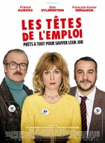 Les têtes de l'emploi (2017) afişi