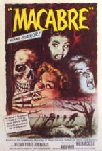 Macabre (1980) afişi