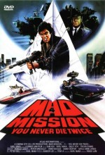 Mad Mission 4: You Never Die Twice (1986) afişi