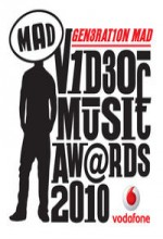 Mad Video Müzik ödülleri (2010) afişi