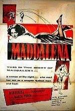 Maddalena (ı) (1954) afişi