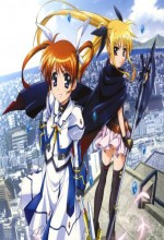 Magical Girl Lyrical Nanoha The Movie 2nd A's (2012) afişi