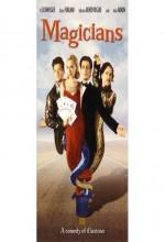 Magicians !! (2000) afişi
