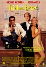 Mahkeme Ve Dava (1997) afişi