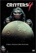 Mahluklar 4 (1991) afişi