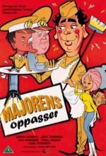 Majorens Oppasser (1964) afişi