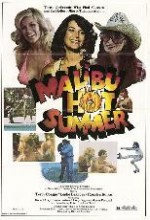 Malibu Hot Summer (1981) afişi