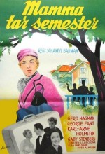 Mamma Tar Semester (1957) afişi