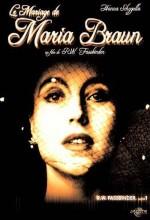 Maria Braun'un Evliliği