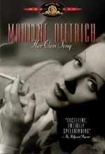 Marlene Dietrich: Her Own Song (2001) afişi