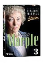 Marple:the Body In The Library (2004) afişi