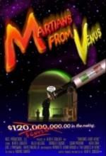 Martians From Venus (2004) afişi