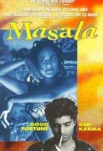 Masala (1991) afişi