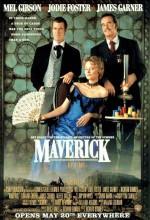 Maverick (1994) afişi