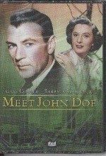 Meet John Doe (1941) afişi