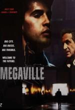 Megaville (1990) afişi