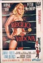 Meglio Vedova (1968) afişi