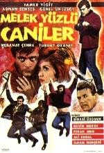 Melek Yüzlü Caniler (1965) afişi