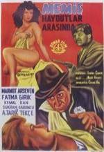 Memiş Haydutlar Arasında (1958) afişi