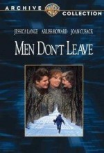 Men Don't Leave (1990) afişi