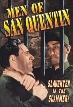 Men Of San Quentin (1942) afişi