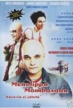 Menolippu Mombasaan (2002) afişi