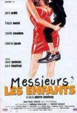 Messieurs Les Enfants (1997) afişi