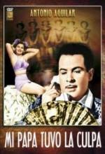 Mi Papá Tuvo La Culpa (1953) afişi