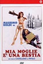 Mia Moglie è Una Bestia (1988) afişi