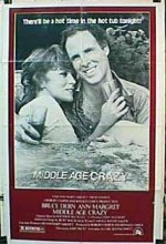 Middle Age Crazy (1980) afişi