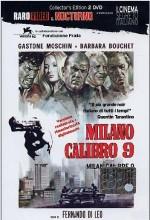 Caliber 9 (1972) afişi