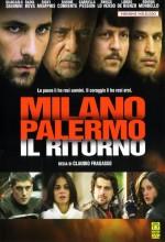 Milano-palermo: Il Ritorno (2007) afişi
