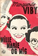 Mille, Marie Og Mig (1937) afişi
