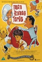 Min Kones Ferie (1967) afişi