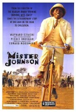 Mister Johnson (1990) afişi