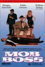 Mob Boss (1990) afişi