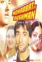 Mohabbat Ke Dushman (1988) afişi