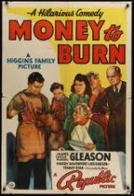 Money To Burn (ı) (1939) afişi