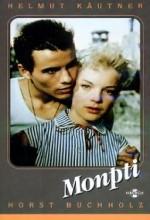 Monpti (1957) afişi