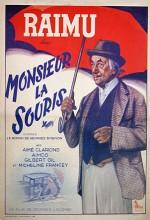 Monsieur La Souris (1942) afişi