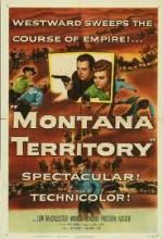 Montana Territory (1952) afişi