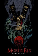 Mortis Rex (2009) afişi
