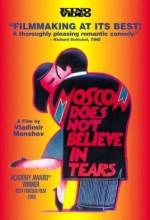Moskova Göz Yaşlarına İnanmıyor